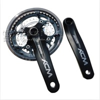 bicycle accessories 2014new 9-speed Crankset Bicycle Crank & Chainwheel 44/32/22T crankset MTB crankset