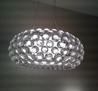 New Dia.50cm Foscarini Caboche Acrylic Ball Pendant Lamp Lights Lighting Fixture