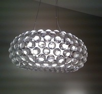New Dia.50cm Foscarini Caboche Acrylic Ball Pendant Lamp Lights Lighting Fixture