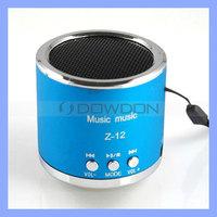 Mini Speaker Amplifier Micro SD TF Card MP3 Music Player