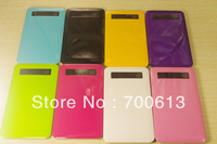Free shipping! 2013 New! 5000mAh rechargeable external power bank for smartphone