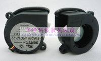 100%New 5cm E0525H12B7AP-22  5025 12v 0.23a projector special fan