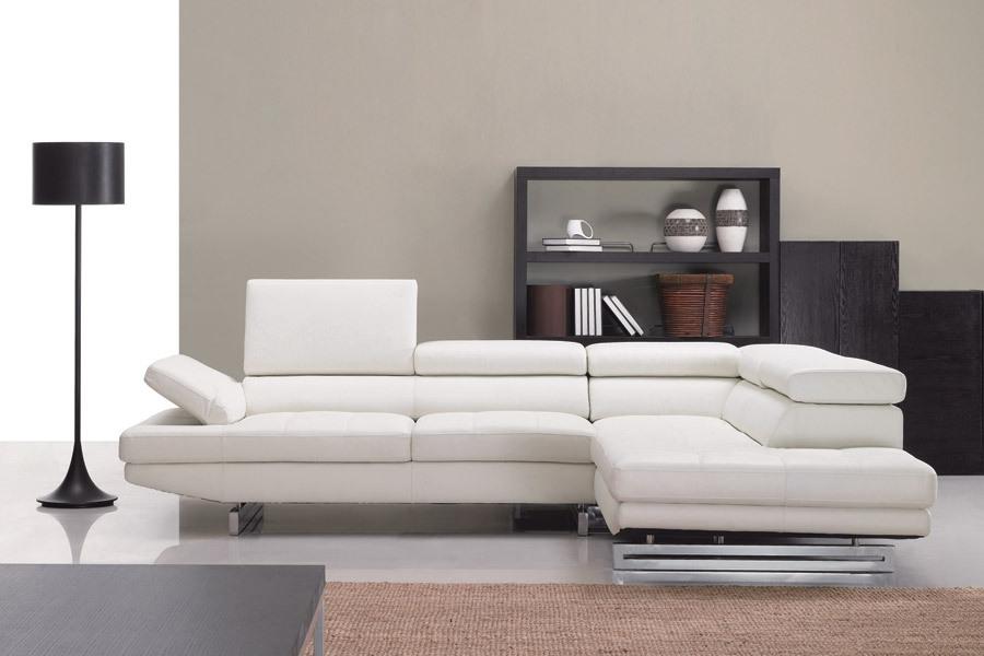 Modern Style Elegant Sectional Sofa Set Living Room