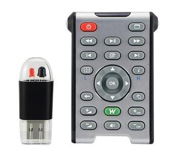 Mini USB IR Remote Control controller Multimedia Infrared Wireless control Media Computer PC Laptop Desktop