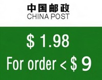 Min. order $9 Order less than $9 please buy it