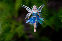 Action figures Fly Flitter Fairies, Mara, Daria, Alexa, Aerioth, Eva Magic Doll Toy Free shipping 48pcs