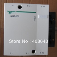 'free shipping Best quality Schneider Tesys  AC Contactor LC1-D205 3P use for motor