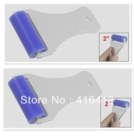 """2"""" Manual Clean Room SMT Stencil Roll Paper Tacky Sticky Silicone Roller"""