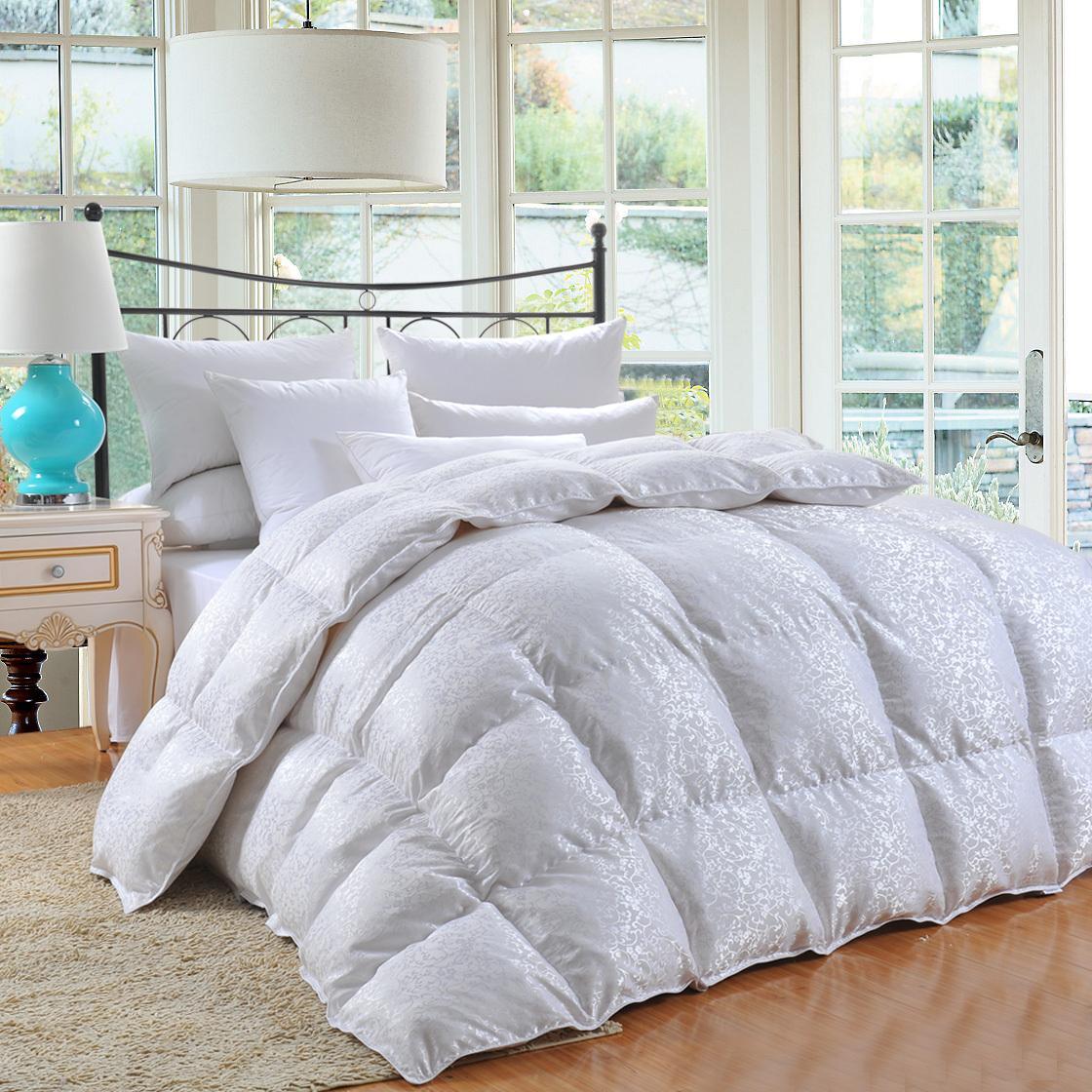 down comforters queen