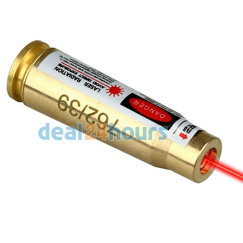 CAL 7,62 x 39 Laser verme