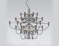 Gino Sarfatti designed 2097 Chandelier 18 bulbs lamp pendant lamp residential dinning lighting Fixtures
