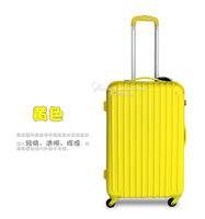 Rimerwa tile yellow abs universal wheels trolley luggage bag 20 luggage