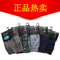 Free shipping Bsa aro lounge pants male trunk 100% cotton panties shorts 50174b 0
