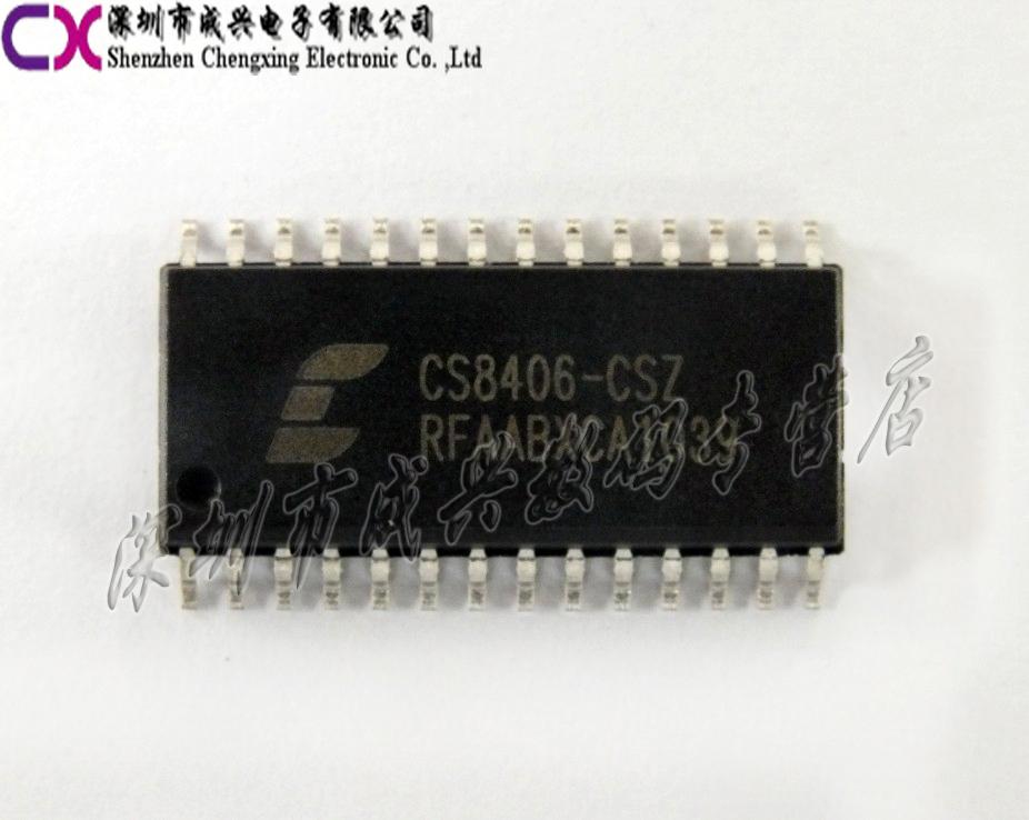 Hh cs8406 cs8406-csz sop-28 аудио передатчик cs8414 cs8414 cs cs8414 csz