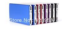 20000mAh power bank Portable Power charger external Backup Battery For Nokia , Micro USB, Samsung, Mini USB, iPod,