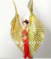 baby isis wings of the belly dance/free shipping 2pcs/lot,isis  wings belly dance accessories wings of dance children's dance