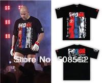 Wholesale - 100% New!!!MMA Fedor The Last Emperor t shirt 100% cotton