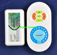 RF wireless led dimmer brightness adjustable led dimmer controller with RF touch remote 2.4Ghz