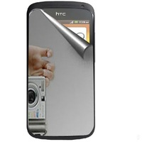 Free Shipping Mirror LCD Screen Protector for HTC One S (Z520e)