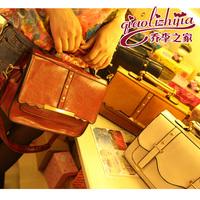 2013 fashion messenger bag double faced bag street women's handbag cross-body handbag z183