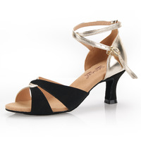 Latin dance shoes 5.5cm dance shoes dance shoes s-62
