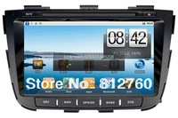 100% Android dvd player for Kia sorento (2013) Capacitive screen GPS,Bluetooth, IPOD,Radio,USB/SD,Support 3G wifi Free shipping!