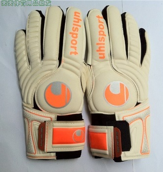 Uhlsport football goalkeeper  professional goalkeeper  lungmoon  finger  gloves