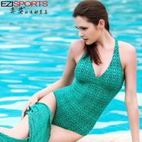 Hot spring Professional swimwear women one piece female 2013 Sexy bikini swimsuits Ladies swimwear push up swimsuit beachwear
