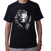 New Aliens vs Predator Requiem cotton t shirts short-sleeve men clothing tops tee plus size 4 colors XS S M L XL XXL