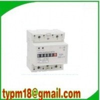 Single Phase din rail Kilowatt Hour kwh Meter Power  din rail power   20(100)A  free shipping