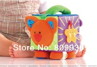 Factory Outlet/Farm Activity Play Cube/TOLO TOYS/baby toys /Building block/free shipping
