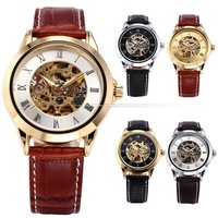 Mens Automatic Watch Sports Vintage Wristwatches Mechanical Watch Men Military Watch