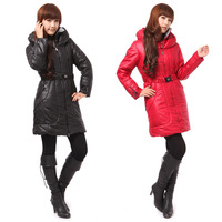 2013 formal lacing thickening wadded jacket plus size winter cotton-padded jacket Women down cotton cotton-padded jacket
