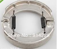 10pcs Rear Brakes Shoes pad for Yamaha Timberwolf 250 4x4 1994-2000 2x4 92-98 YFB250   Free shipping