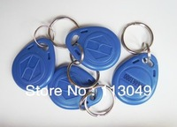 Wholesale RFID card 125khz for access control, 1000/PCS Tk4100  RFID Proximity ID Card Token Tags Key