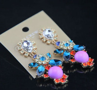 2013 new arrival  JC earrings free shipping wholesale
