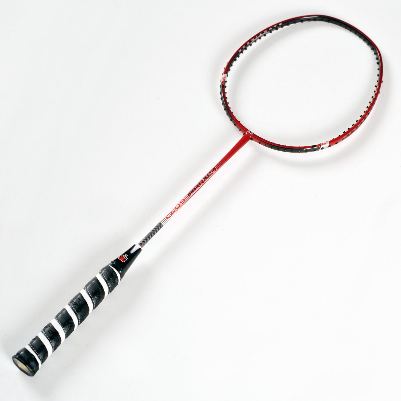 Waiwai 6071 carbon aluminum one piece single badminton(China (Mainland))