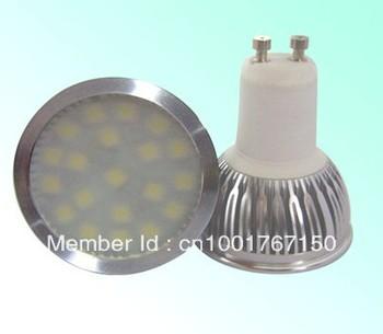 GU10 LED 6W 15 pcs Samsung  SMD5630 led LED spot light GU10  dimmable GU10 lamp MR16 LED 6W 12V G5.3  spot light MR16 lamp