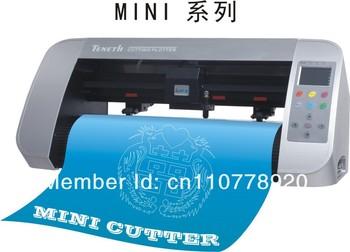Portable vinyl cutting plotter for sign cut / Contour Vinyl cutter plotter TH330+artcut software