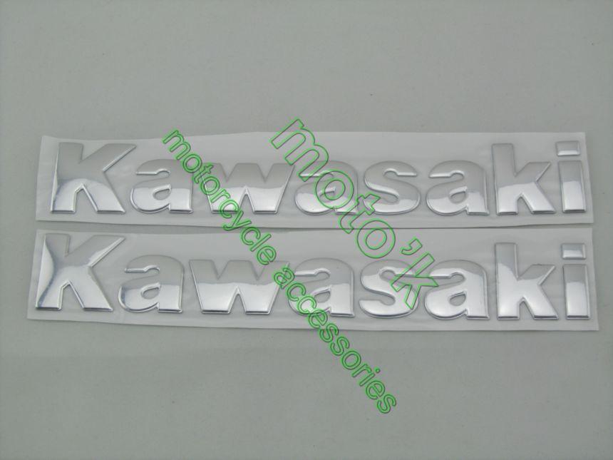 Кавасаки топливного бака le стороне Эмблема