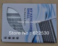 Bluetooth Keybroad For  Ipad  2/3/4  Free shipping