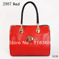 High Quality Leather Lady's Bags With Good Packing
