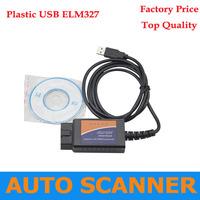 2013 Best Selling elm 327 1.5 v, ELM327 USB, elm327 interface,usb elm327 scanner, OBDII OBD2 CAN-BUS Diagnostic Scanner