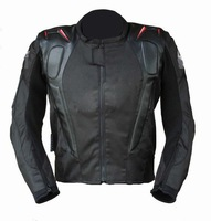 Free shipping, Motorcycle jacket racing jacket motorcycle racing suits send 5pcs/set protective gear