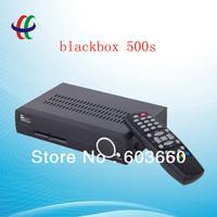 DVB-S Blackbox 500s digital satellite receiver free shipping