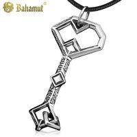 The Hobbit Lord of The Rings Key of Thorin Oaken Shield Lonlely Mountain Key To Erebor Pendant 925 Sterling Silver