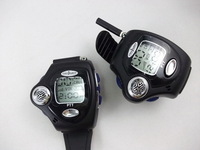 Free shipping by China Post to GREECE Walkie Talkie Watch PMR446 with 8Channels LINCESE FREE W820 W-820