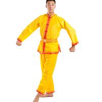 Men's yangko clothes dragon national clothes dance drum clothes costume martial arts clothes