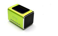 Portable speaker, digital speaker,  Music Angel MD05X, Speaker with screen show song word, Clock, Alarm