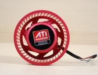 Hd5870 graphics card fan fd9238h12s 12v 0.8a dual ball cooling fan
